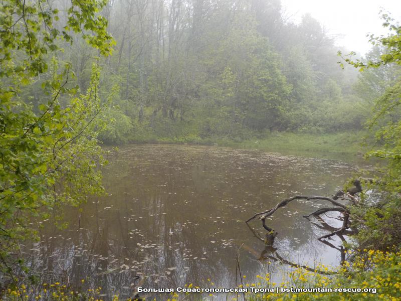 Карадагские озера 4 мая